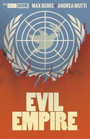 Evil empire. Issue 8 cover image