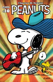 Peanuts. Issue 20 cover image