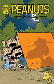 Peanuts by Schulz : Celebrating 65 years of Peanuts. Issue 25, It's summer camp, Charlie Brown cover image