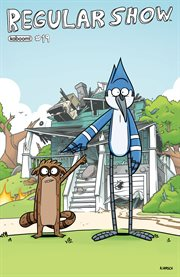 Regular show. Issue 2 cover image