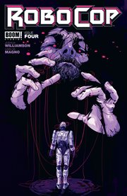 Robocop. Issue four cover image