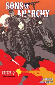 Sons of anarchy. Issue 7 cover image