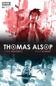 Thomas Alsop. Issue 1, The hand of the island cover image