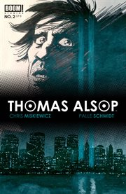 Thomas Alsop : the hand of the island. Issue 2 cover image
