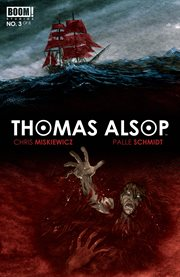 Thomas Alsop. Issue 3, The hand of the island cover image