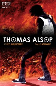 Thomas Alsop. Issue 4, The hand of the island cover image
