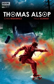 Thomas Alsop. Issue 7, The hand of the island cover image
