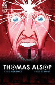 Thomas Alsop. Issue 8, The hand of the island cover image