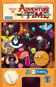 Adventure time. Issue 38 cover image
