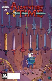Adventure time. Issue 41 cover image