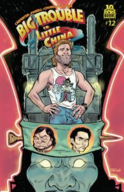 Big trouble in Little China. Issue 12, Volume two cover image