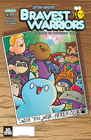 Bravest warriors. Issue 30 cover image