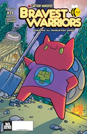 Bravest warriors. Issue 31 cover image