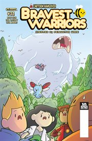Bravest warriors. Issue 32 cover image