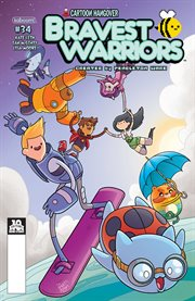 Bravest warriors. Issue 34 cover image