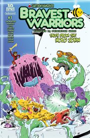Bravest Warriors : tales from the holojohn. Issue 1 cover image