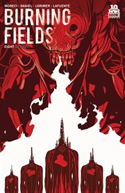 Burning fields. Issue 5 of 8 cover image