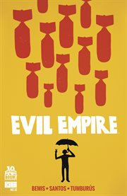 Evil empire. Issue 12 cover image