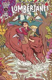 Lumberjanes. Issue 12, Oldie but goodie cover image