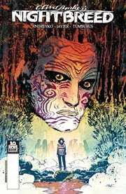 Clive Barker's nightbreed. Issue 12 cover image