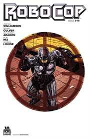 Robocop #10. Issue 10 cover image