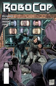 Robocop #9. Issue 9 cover image