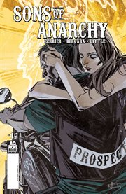 Sons of Anarchy #19. Issue 19 cover image