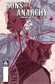 Sons of Anarchy #23. Issue 23 cover image