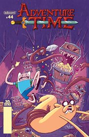 Adventure time. Issue 44 cover image