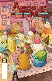 Adventure time. Issue 47 cover image