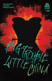 Big Trouble in Little China, Issue 14
