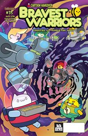 Bravest Warriors, Issue 35 cover image