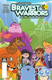 Bravest Warriors, Issue 36 cover image