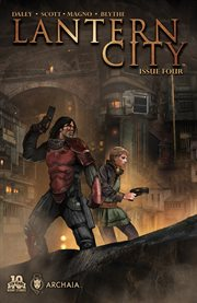 Lantern City, Issue 4