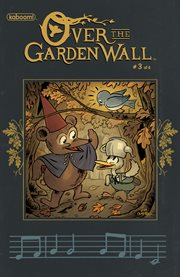 Over the garden wall. Issue 3 cover image