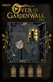 Over the garden wall. Issue 4 cover image
