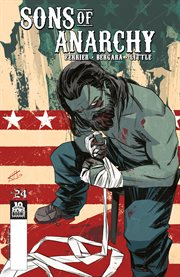 Sons of Anarchy, Issue 24 cover image