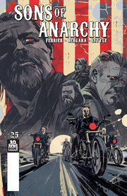 Sons of Anarchy #25. Issue 25 cover image