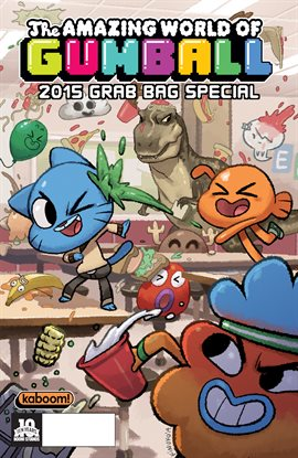 Cover image for Amazing World of Gumball 2015 Grab Bag
