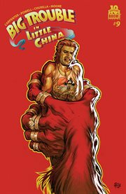 Big trouble in Little China. Issue 9, Volume two cover image