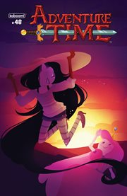 Adventure time. Issue 48 cover image
