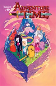 Adventure time. Issue 49 cover image