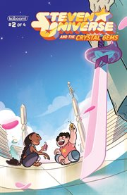 Steven Universe and the Crystal Gems. Issue 2 cover image