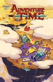 Adventure time. Issue 54 cover image