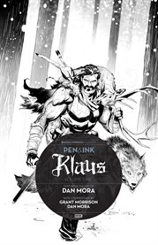 Klaus pen & ink. Issue 1-2 cover image