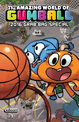Cover image for Amazing World of Gumball 2016 Grab Bag