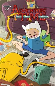 Adventure time. Issue 57 cover image