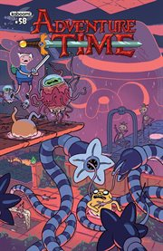 Adventure time. Issue 58 cover image