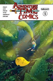 Adventure time comics. Issue 5 cover image