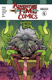 Adventure time comics. Issue 6 cover image